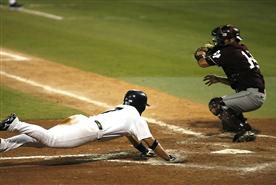 School Play in Baseball Idioms